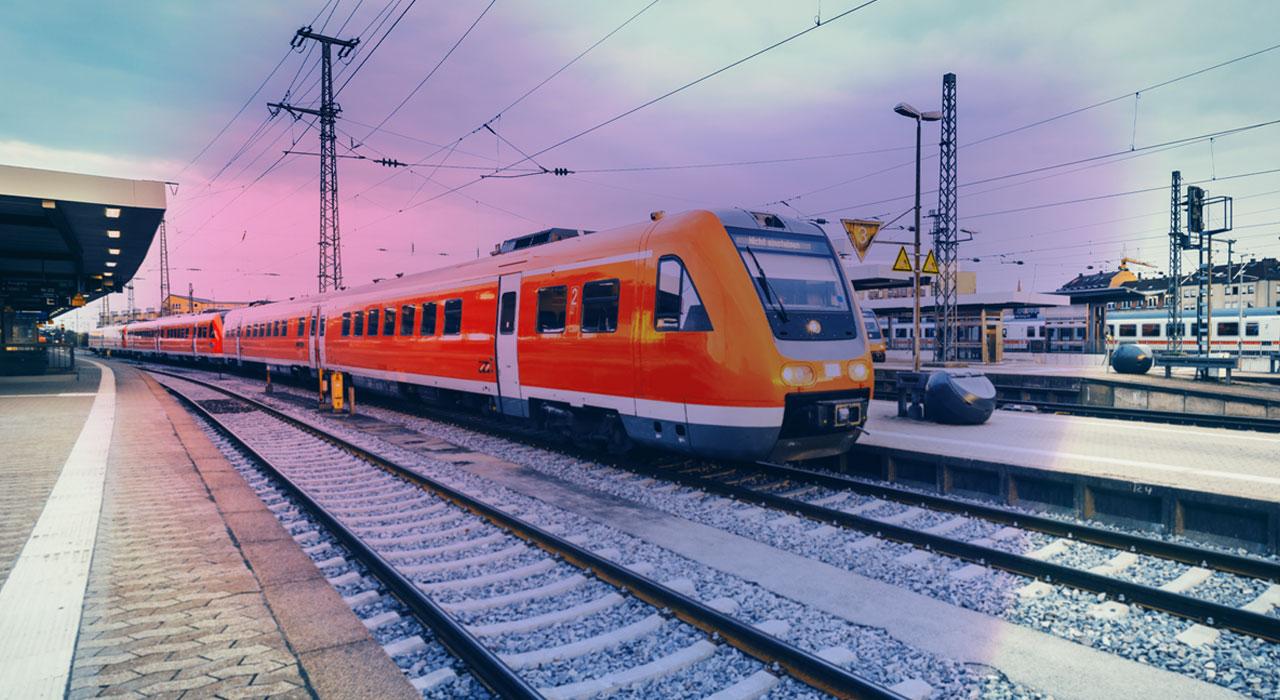 Rail hero image