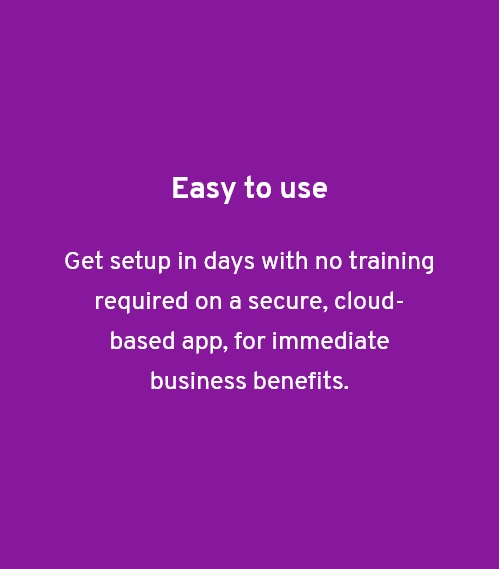 UVO - Easy to use