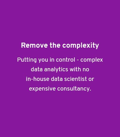 UVO - Remove Complexity