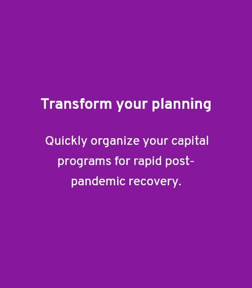 UVO - Transform Planning