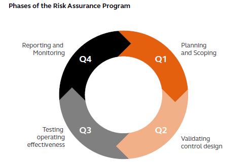 Phases Of Risk Assurance Program