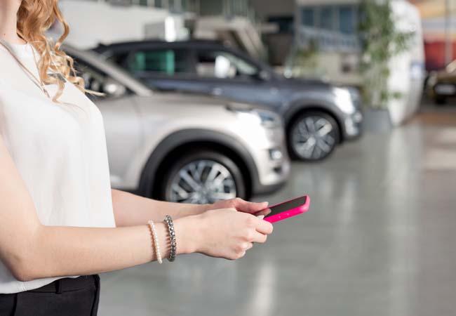 The Future of Automotive - Retail Body Image