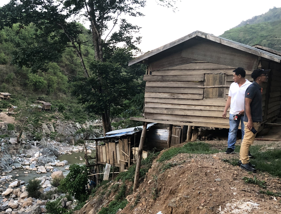 Laos on the frontlines of climate change