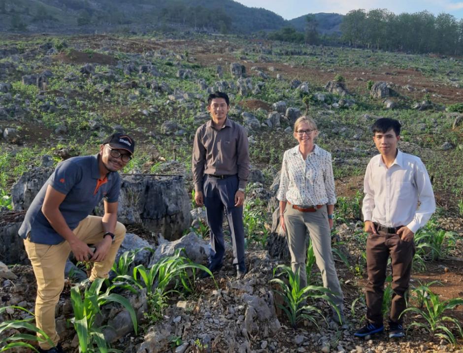 Le Laos en première ligne du changement climatique