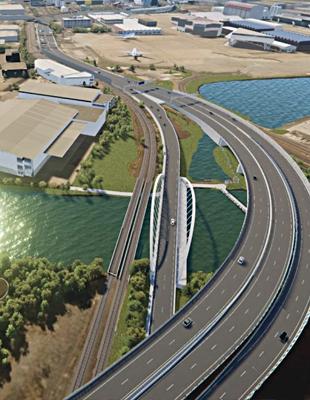 Arcadis to design Sydney Gateway Road Project