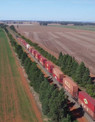 Arcadis awarded the $30 million contract for signalling design for Inland Rail project