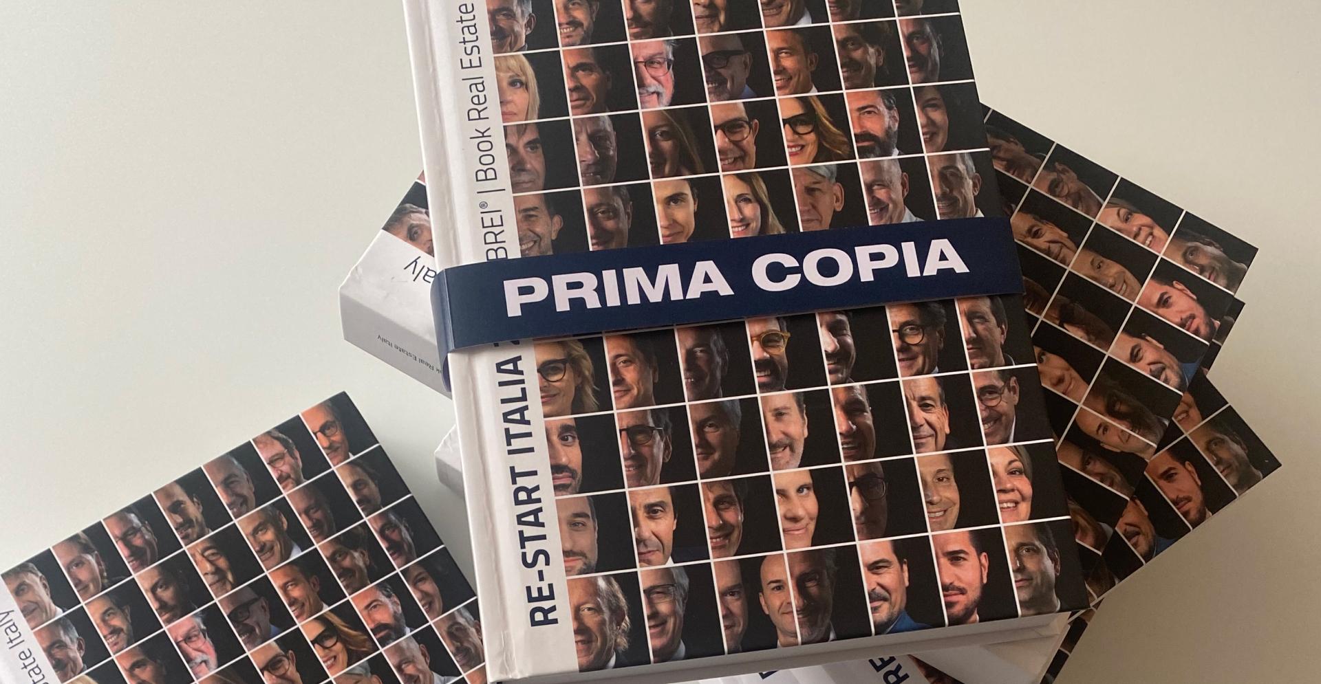 Massimiliano Pulice, AD di Arcadis Italia, nel nuovo libro RE-START ITALIA 2021