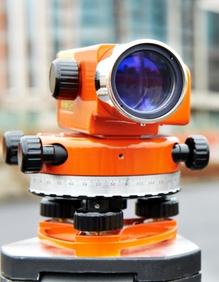 digitaal meetinstrument voor gebuikt bij digitale weginspecties