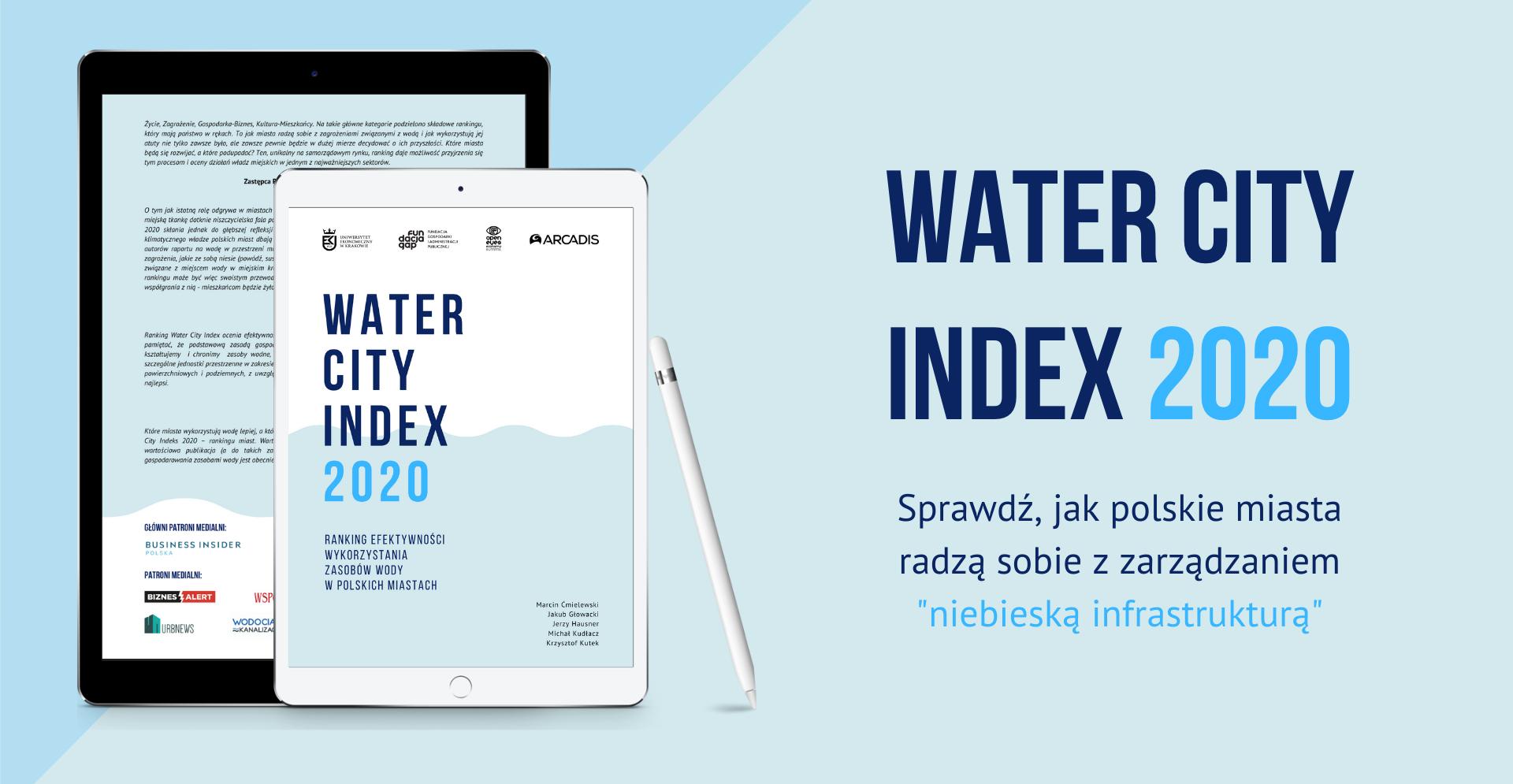 WATER CITY INDEX 2020