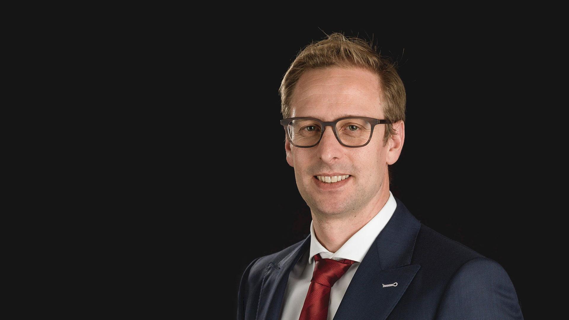 Lukas Gasser wird Geschäftsführer der Arcadis Schweiz AG
