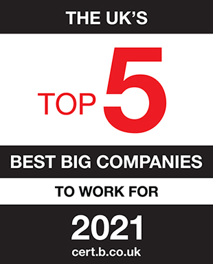 Outstanding 'People First' culture propels Arcadis into top 3 Companies to Work For