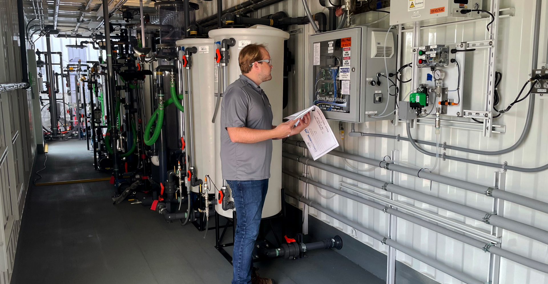 Arcadis launches revolutionary mobile PFAS removal technology