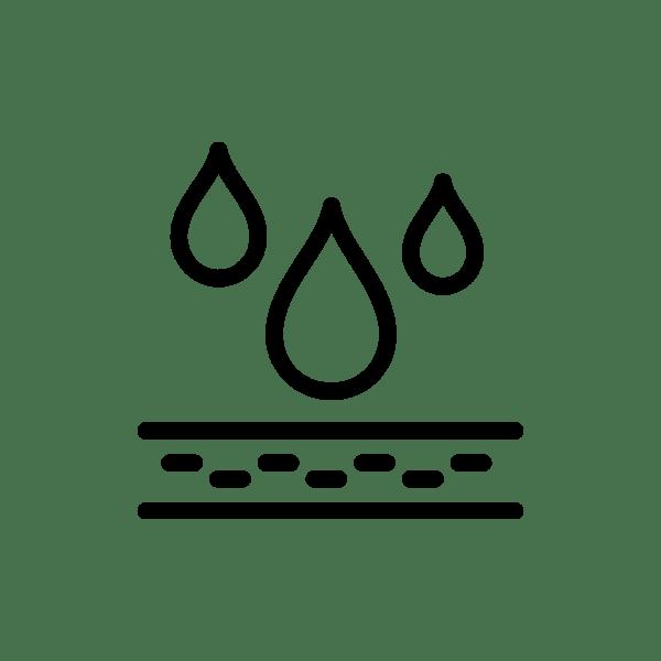 Symbol Imprägnierung