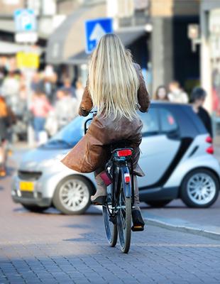 Toekomstige mobiliteit is mensgericht