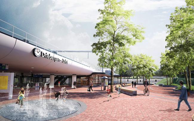 Stedenbouw en openbare ruimte