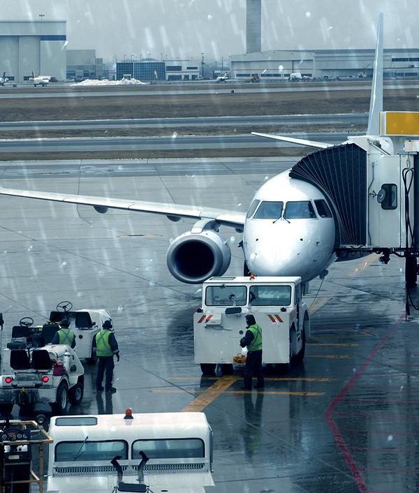 Klimaatstresstest vliegbasis Eindhoven