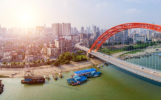 Sponge City, Wuhan, China