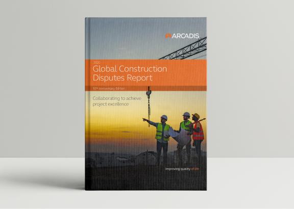 Global Construction Disputes Report