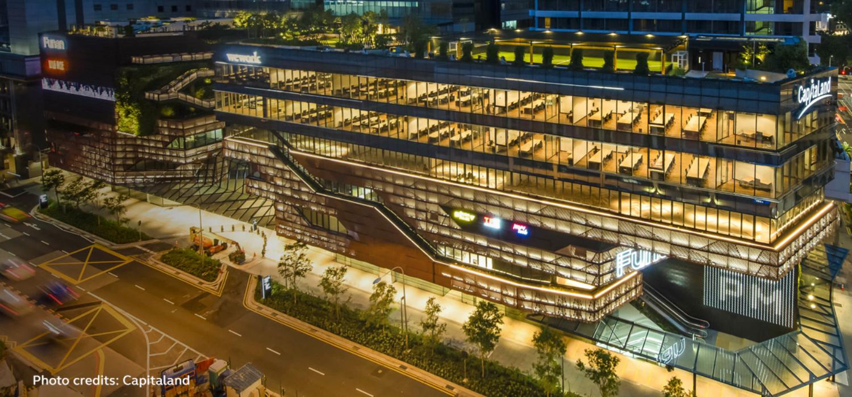Funan Mall Singapore
