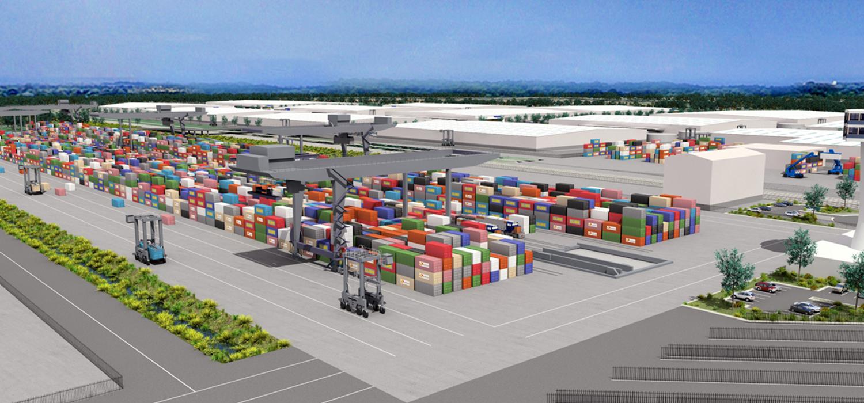 Overview of Moorebank Logistics