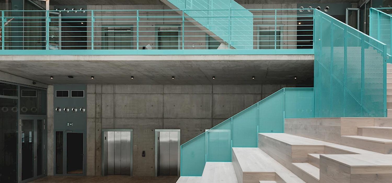 Praga Studios Office Building Interior - Arcadis