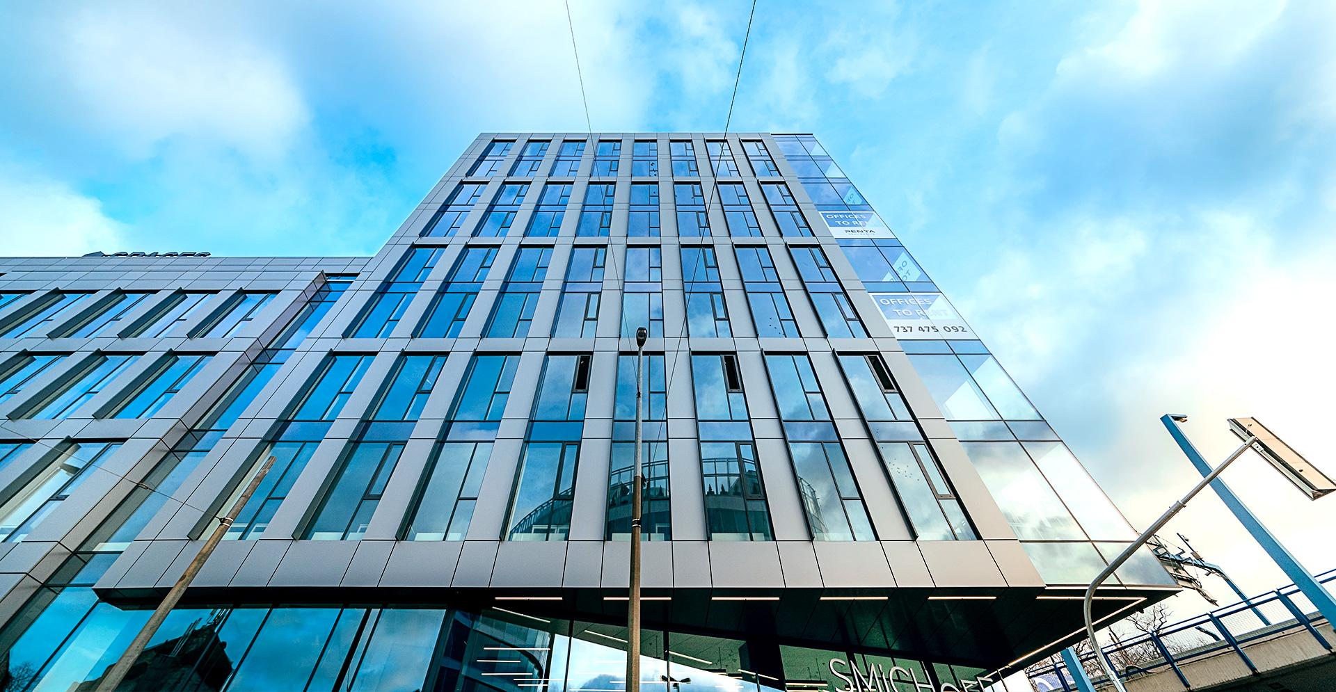 SmíchOFF Office Building