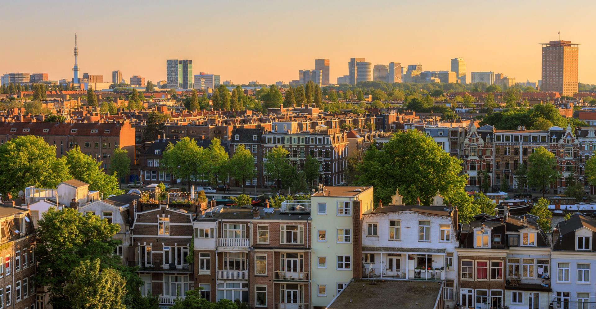Woningen in Amsterdam Zuid-oost