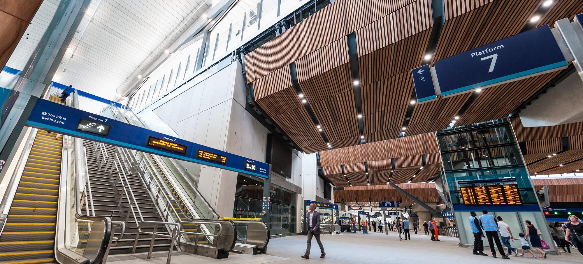 London Bridge Station Redelopment